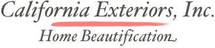 California Exteriors, Inc. Home Beautification